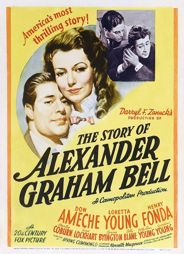 The Story of Alexander Graham Bell Story of Alexander Graham Bell The