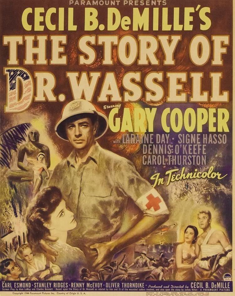 The Story of Dr. Wassell wwwdeep13moviescomassetsimagesDVD1storyofd