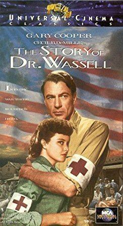 The Story of Dr. Wassell Amazoncom The Story of Dr Wassell Movie VHS Gary Cooper