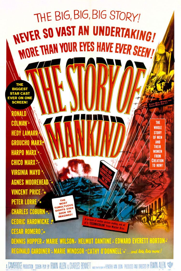 The Story of Mankind (film) wwwgstaticcomtvthumbmovieposters1421p1421p