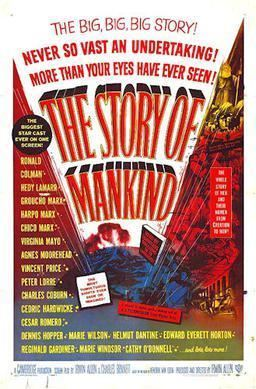 The Story of Mankind (film) movie poster