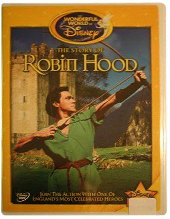 The Story of Robin Hood and His Merrie Men Amazoncom The Wonderful World of Disney The Story of Robin Hood
