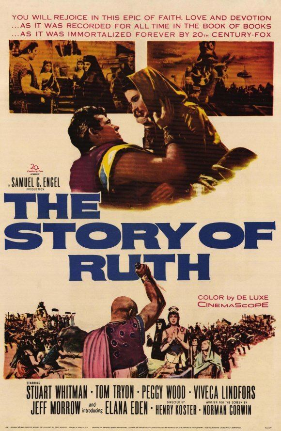 The Story of Ruth The Story of Ruth Movie Posters From Movie Poster Shop
