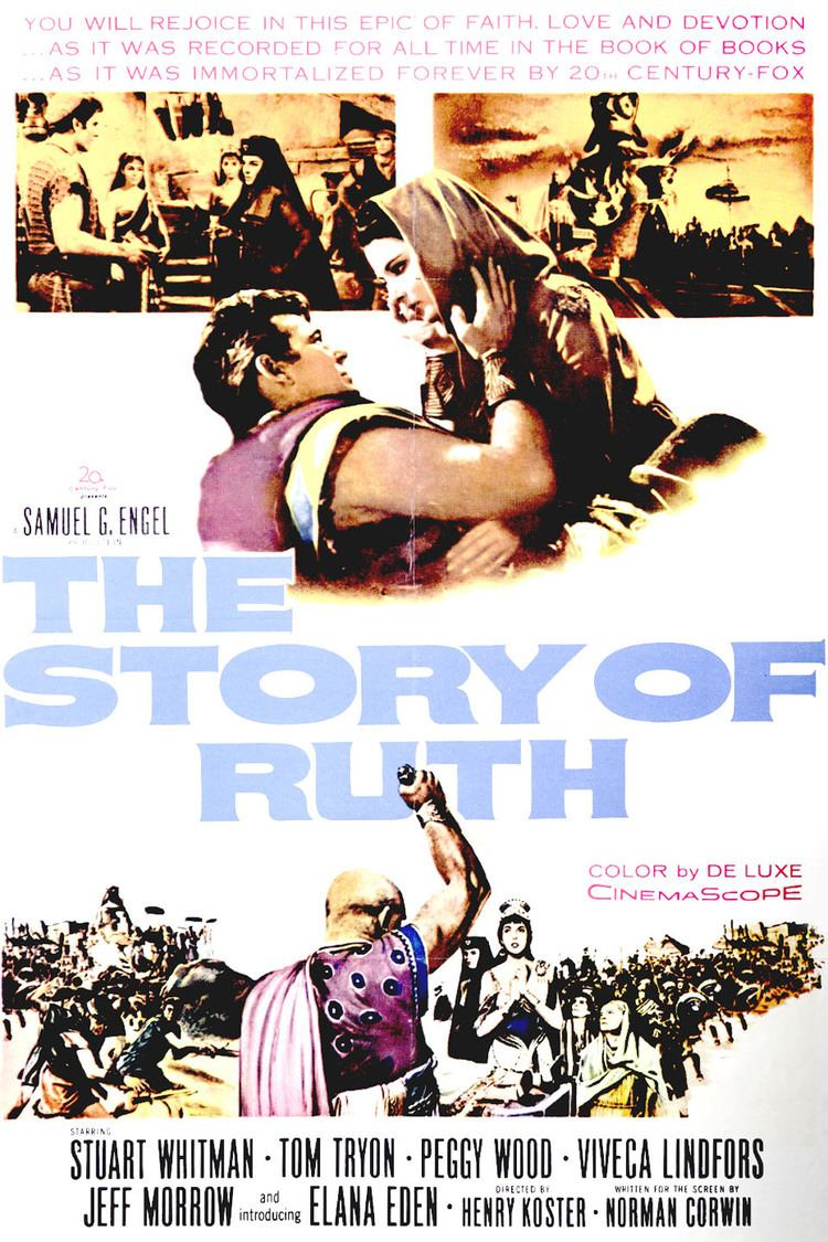 The Story of Ruth wwwgstaticcomtvthumbmovieposters1546p1546p