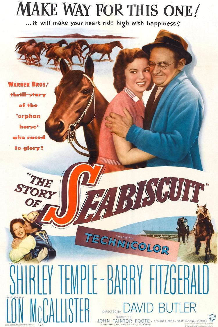 The Story of Seabiscuit wwwgstaticcomtvthumbmovieposters468p468pv