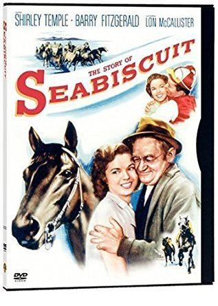 The Story of Seabiscuit Amazoncom The Story of Seabiscuit Snap Case Shirley Temple