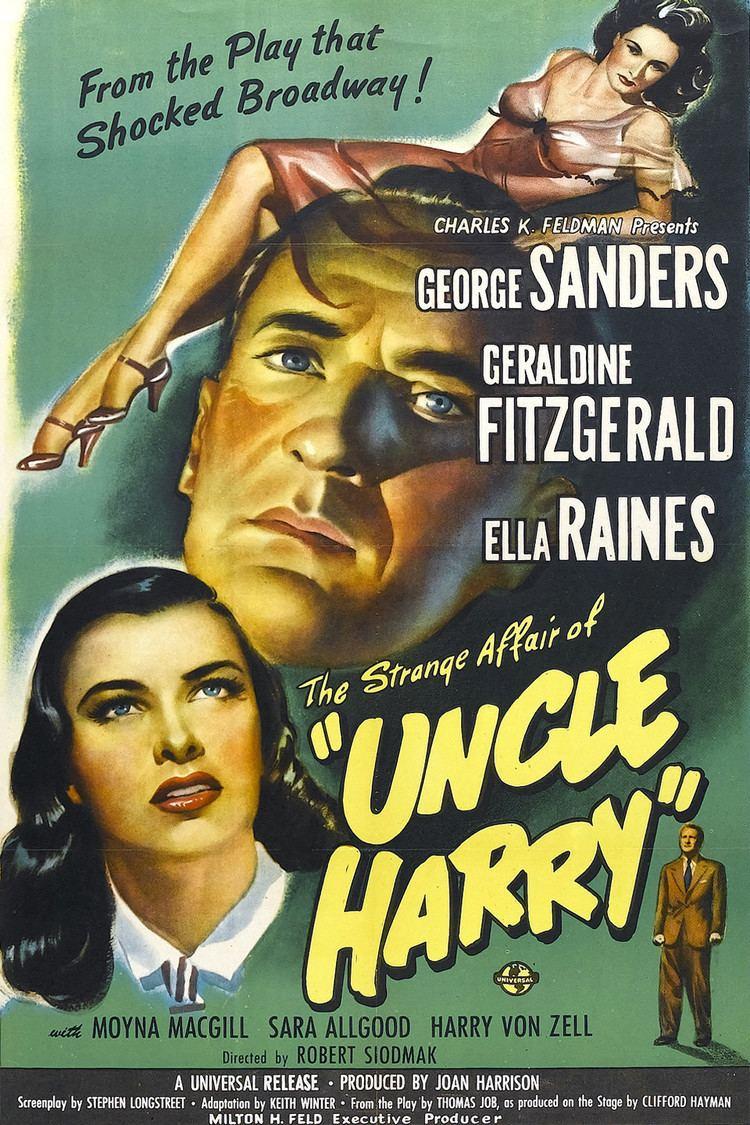 The Strange Affair of Uncle Harry wwwgstaticcomtvthumbmovieposters3788p3788p