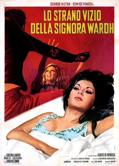 The Strange Vice of Mrs. Wardh The Strange Vice Of Mrs Wardh Horror Cult Reviews