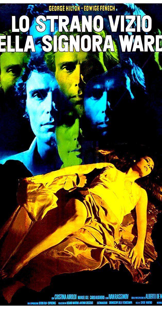The Strange Vice of Mrs. Wardh Blade of the Ripper 1971 IMDb