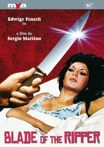 The Strange Vice of Mrs. Wardh Blade of the Ripper aka The Strange Vice of Mrs Wardh 1971