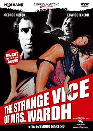 The Strange Vice of Mrs. Wardh Amazoncom The Strange Vice of Mrs Wardh George Hilton Edwige