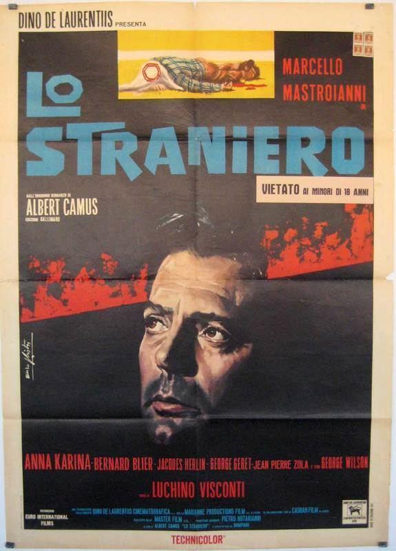 The Stranger (1967 film) The Stranger 1967