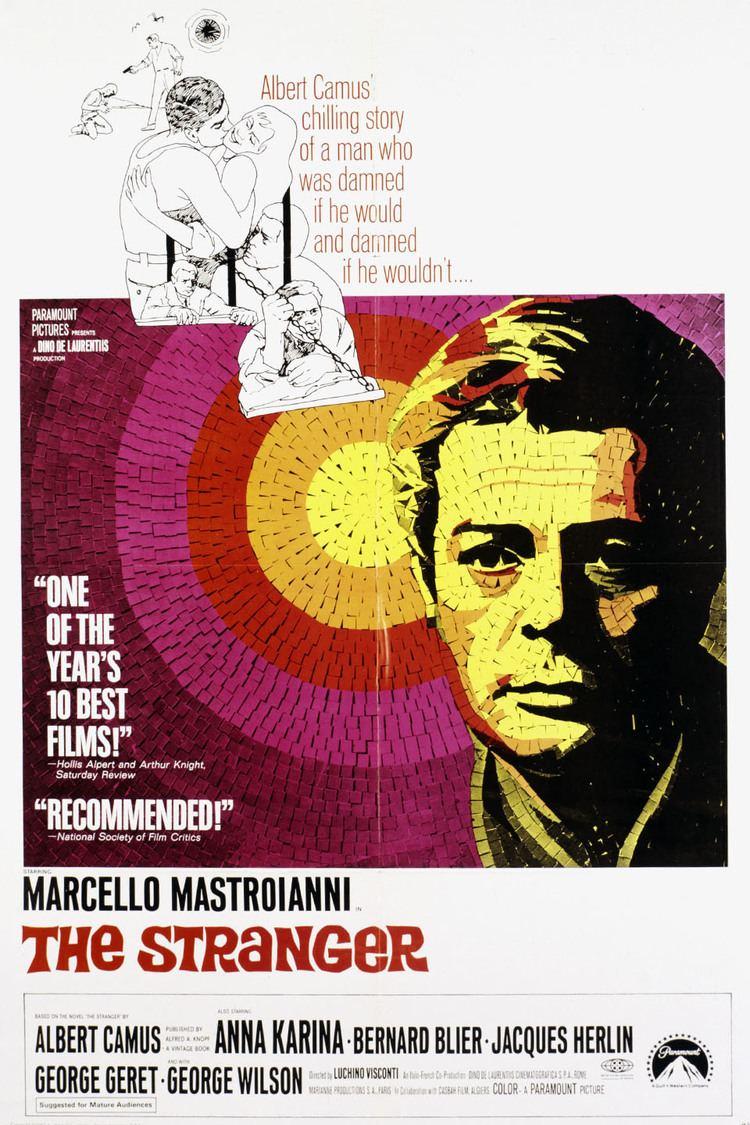 The Stranger (1967 film) wwwgstaticcomtvthumbmovieposters7820p7820p