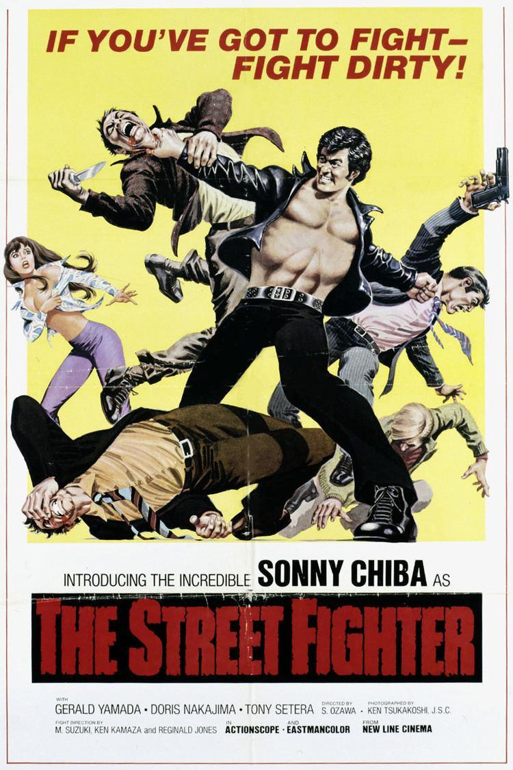 The Street Fighter wwwgstaticcomtvthumbmovieposters18752p18752