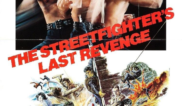 The Street Fighter's Last Revenge The Street Fighters Last Revenge 1974 Shinichi Sonny Chiba