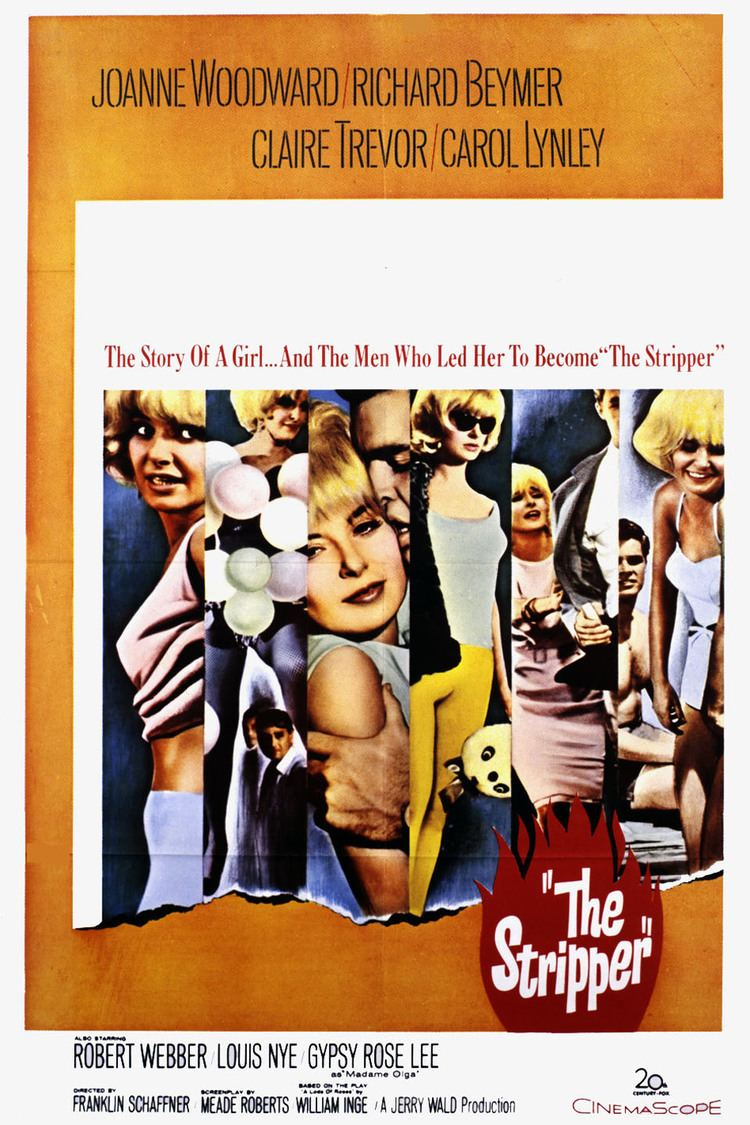 The Stripper (film) wwwgstaticcomtvthumbmovieposters43824p43824