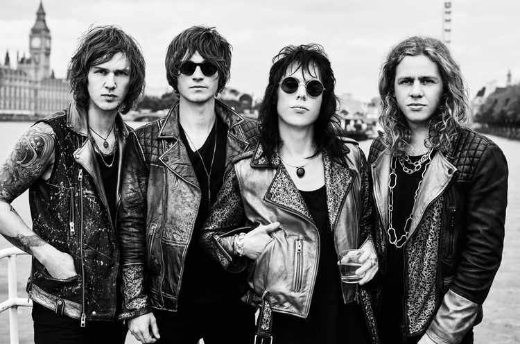 The Struts Album Review quotEverybody Wantsquot by The Struts KRUI Radio