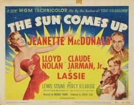 The Sun Comes Up The Sun Comes Up Movie Posters From Movie Poster Shop
