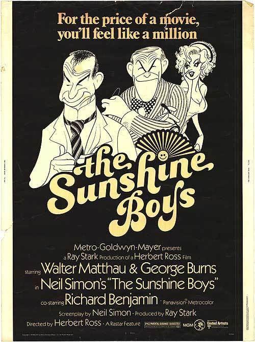 The Sunshine Boys (1975 film) Watch The Sunshine Boys Online Free On Yesmoviesto