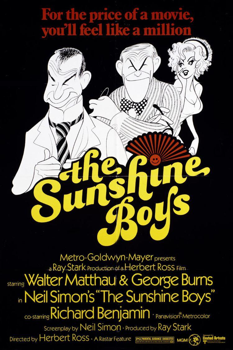 The Sunshine Boys (1975 film) wwwgstaticcomtvthumbmovieposters1904p1904p