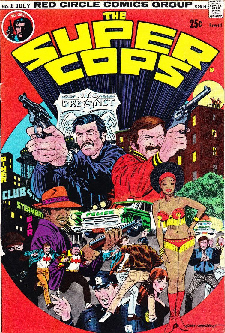 The Super Cops Best Comic Ever Today The Super Cops Dork Forty
