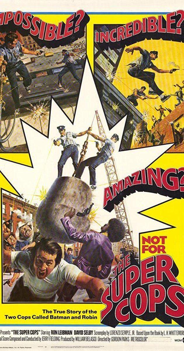 The Super Cops The Super Cops 1974 IMDb