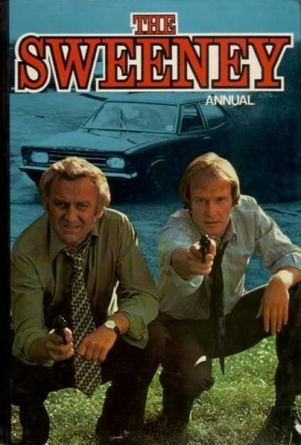 The Sweeney The Sweeney Annual Volume Comic Vine
