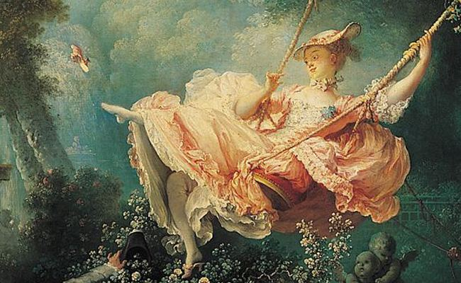 The Swing (painting) The Swing by JeanHonor Fragonard on ArtEx