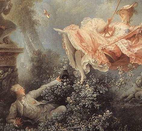 The Swing (painting) ARTH101 Smarthistoryorg quotFragonard39s The Swingquot