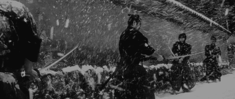The Sword of Doom The Sword of Doom Kihachi Okamoto 1966 Criterion CloseUp