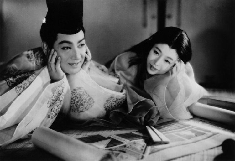 The Tale of Genji (1951 film) The Tale of Genji 1951 film Wikipedia