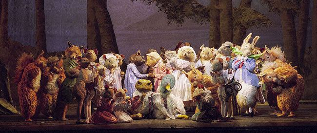 The Tales of Beatrix Potter A welcome return for the Royal Ballets The Tales of Beatrix Potter