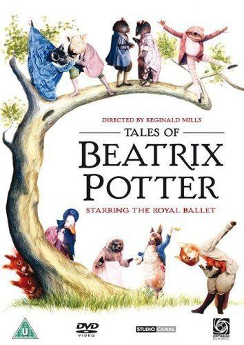 The Tales of Beatrix Potter Tales Of Beatrix Potter DVD Amazoncouk Carol Ainsworth Sally