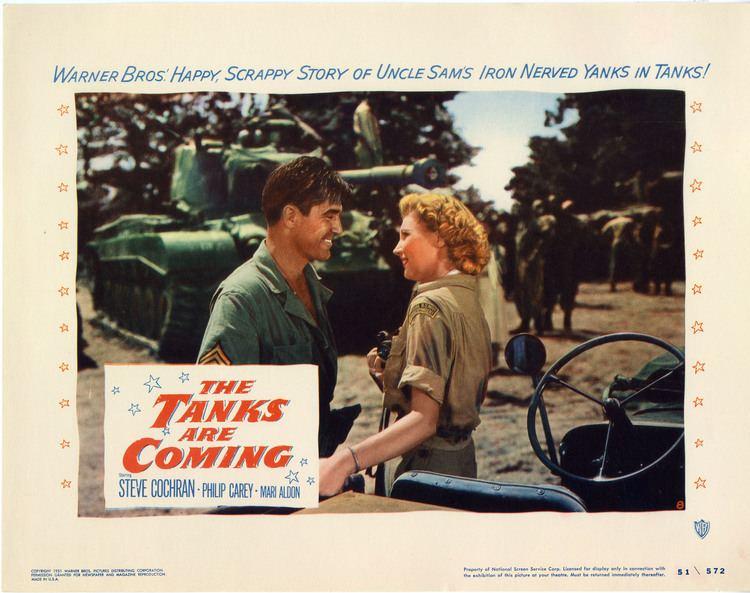 The Tanks Are Coming (1951 film) The Tanks Are Coming 1951 World War II John Wayne Message