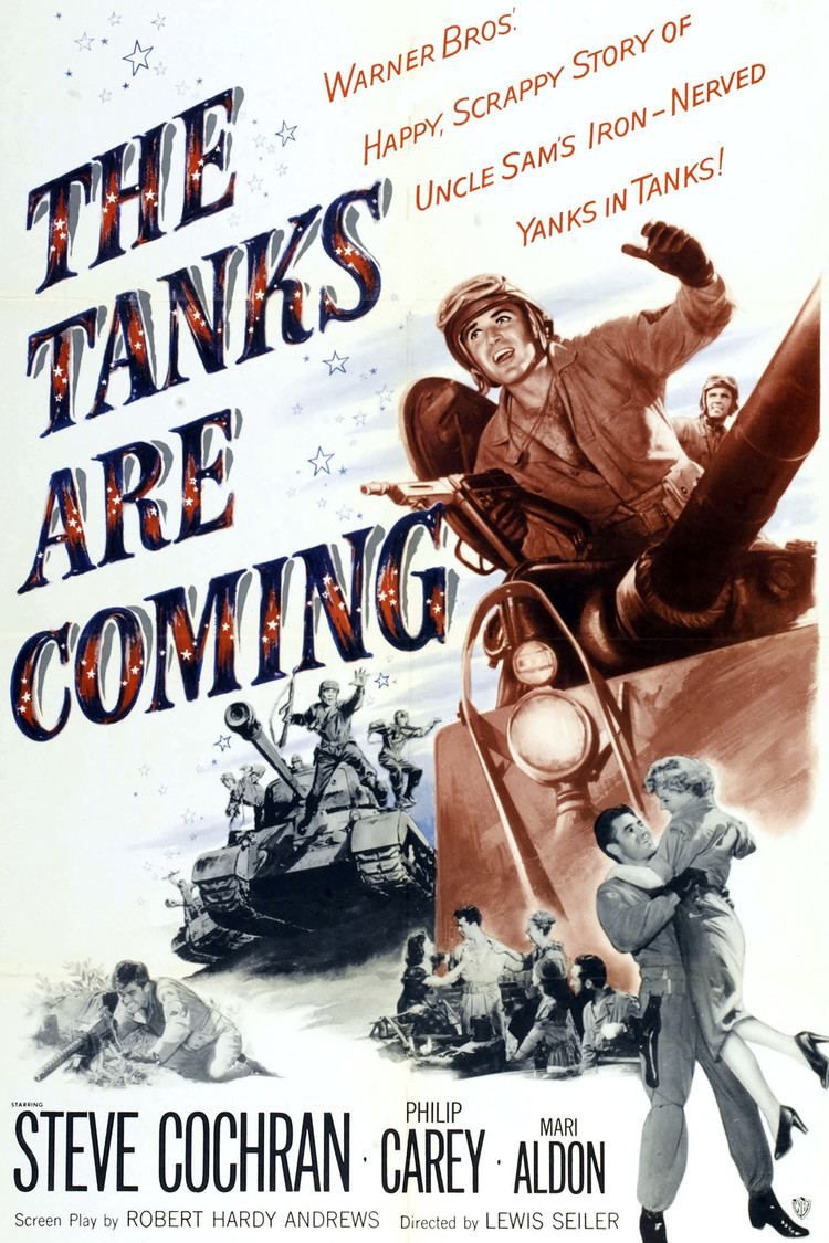 The Tanks Are Coming (1951 film) wwwgstaticcomtvthumbmovieposters15905p15905