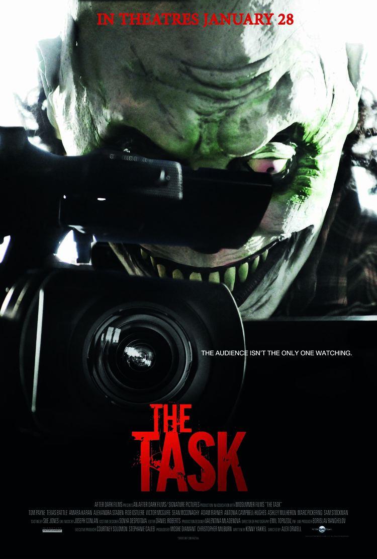The Task (film) After Dark Films HorrorAddictsnet