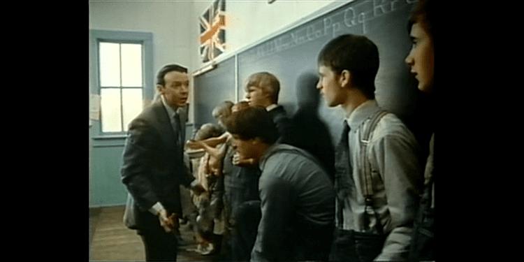 The Teacher (1977 film) Why Shoot the Teacher National Canadian Film Day La Journe du