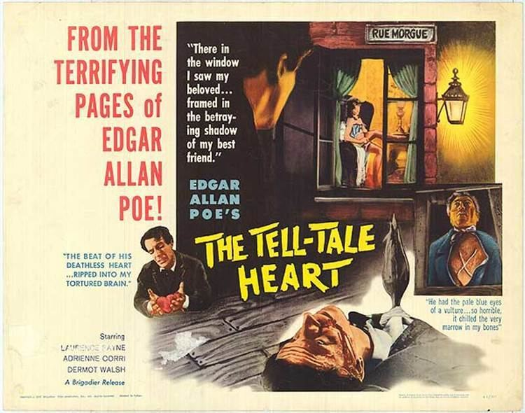 The TellTale Heart 1960 REVIEW The Spooky Isles