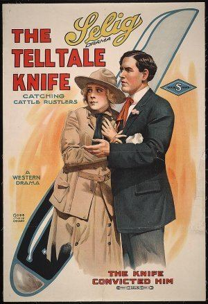 The Telltale Knife movie poster