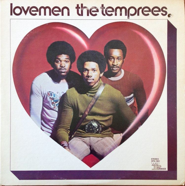 The Temprees The Temprees quotLovemenquot 1972 Modern Soul FULL ALBUM w The Movement