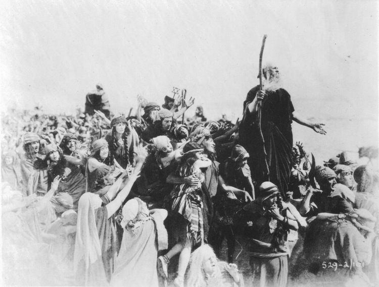The Ten Commandments (1923 film) A Mental and Emotional Red Sea The Ten Commandments 1923