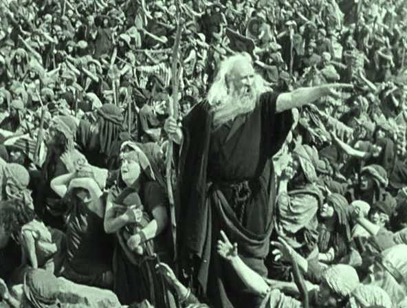 The Ten Commandments (1923 film) The Ten Commandments of 1923 The Exodus Take One