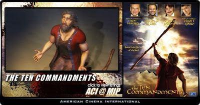 The Ten Commandments (2007 film) The Ten Commandments the animated film