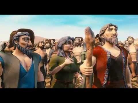 The Ten Commandments (2007 film) Lets Watch The Ten Commandments 2007 Version YouTube