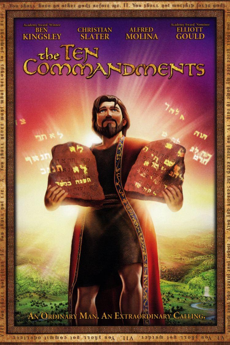 The Ten Commandments (2007 film) wwwgstaticcomtvthumbdvdboxart174261p174261