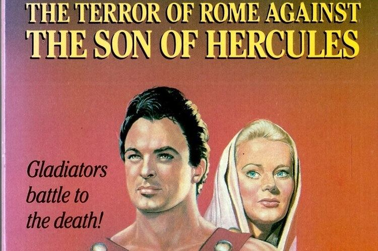 The Terror of Rome Against the Son of Hercules The Terror of Rome Against the Son of Hercules Full Movie by