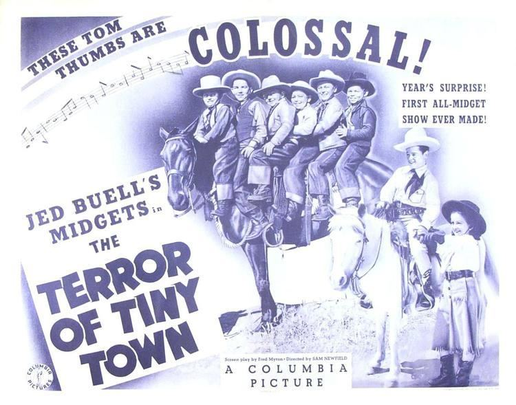 The Terror Of Tiny Town The worlds only musical western with an