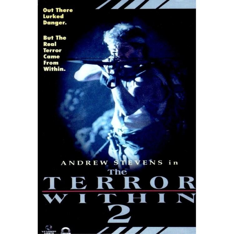 The Terror Within II DVD Media Collectibles