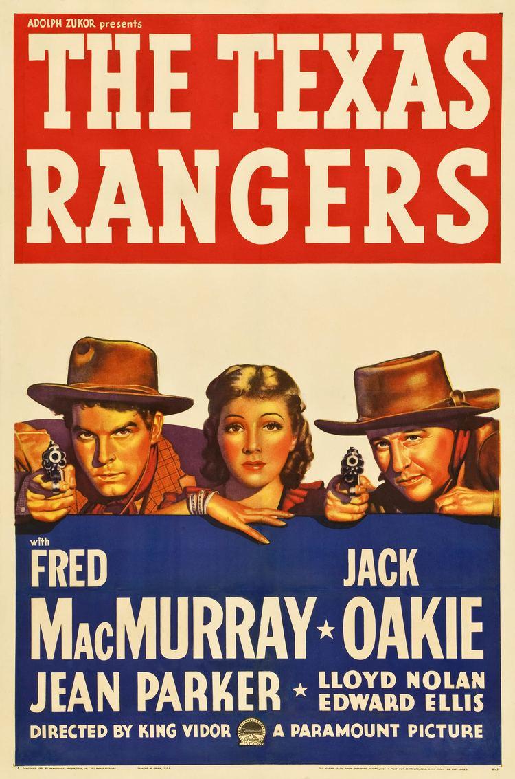 Texas Rangers The 1936