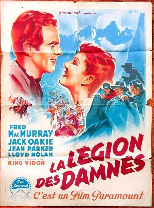 CineScope La lgion des damns The Texas Rangers 1936
